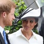 Меган Маркл косвенно подтвердила свою беременность новым принцем