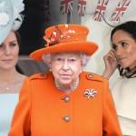 Меган Маркл держит Елизавету II на поводке — СМИ