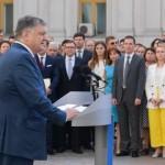 Изменения в Конституцию о вступлении Украины в ЕС и НАТО почти готовы