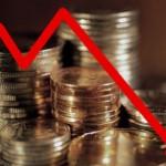 Минэкономики РФ значительно ухудшило прогноз роста ВВП