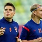 «За «Динамо», за Украину!»: хорватские футболисты посвятили победу над россиянами Украине