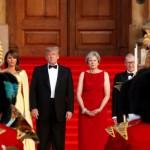 Трамп: «брексит» Терезы Мэй убьет торговый договор с США