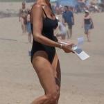 Звезда «Секса в большом городе» поразила девичьей фигуркой в купальнике