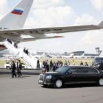 Самолет с Путиным несанкционировано вторгся в воздушное пространство Эстонии