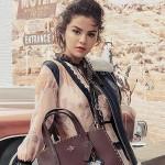 Селена Гомес стала лицом новой рекламной кампании Coach: кадры из романтической фотосессии