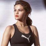 Стройная фигура и идеальный пресс после Photoshop: Селена Гомес снялась в рекламе Puma