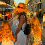 Сара Джессика Паркер поделилась редким фото со своими дочерьми