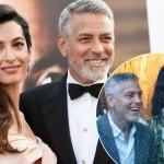 Джордж и Амаль Клуни впервые появились на публике после ДТП