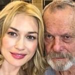 Ольга Куриленко стала блондинкой