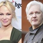 Памела Андерсон призналась в интимных отношениях с основателем Wikileaks