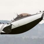 В США презентовали летающий электромобиль (видео)