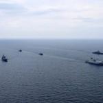 ВМС Украины провели совместные с НАТО тактические учения