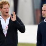 Принц Уильям и принц Гарри отказались прийти на встречу королевы Елизаветы ІІ с Трампом