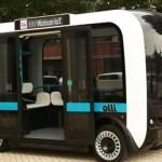 В Хайфе запустят беспилотные автобусы