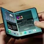 Samsung выпустит смартфон с гибким экраном (фото)