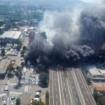 Возле аэропорта Больньи взорвался бензовоз, есть жертвы