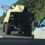 В Сеть выложили фото новой украинской 155-мм САУ «Богдана»