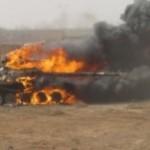 ВСУ под Докучаевском уничтожили два российских танка