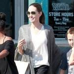 Анджелина Джоли опровергла, что находится на лечении из-за анорексии (видео)