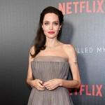 Анджелина Джоли заняла первое место в рейтинге привлекательных киногероев