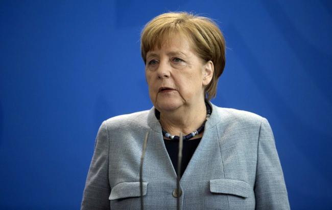Меркель неисключила вероятного участия ФРГ ввоенных ударах Запада поСирии