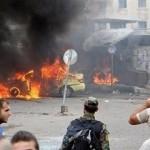 В Сирии взорвали автомобиль с «химиком» Асада