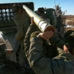 Оккупанты стягивают тяжелое вооружение к зоне разграничения на Донбассе