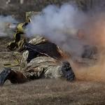 Силы ООС за прошедшие сутки обезвредили 12 террористов