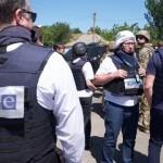 ОБСЕ: блокировка мониторинга Россией доказывает ее военное присутствие на Донбассе