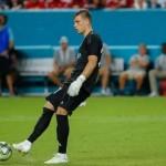 Украинский голкипер дебютировал в составе Мадридского «Реала»