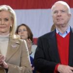 Вдову Маккейна видят кандидатом на его должность в сенате