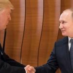 Американцы считают Трампа слишком дружелюбным к Путину — опрос