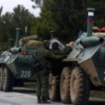 Беспилотник ОБСЕ зафиксировал колонну военной техники, заходящую с территории РФ на оккупированный Донбасс