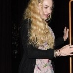 Мадонна примерила образ «девушки с села»