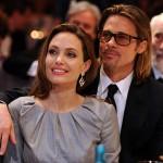 Бред Питт и Анджелина Джоли тайно встретились, чтобы решить вопрос по детям