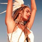 Как ТОП-модели Алессандра Амбросио, Хайди Клум и другие веселились на фестивале Burning Man