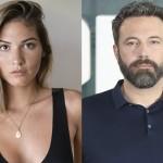 Бен Аффлек и модель Playboy стали жить вместе