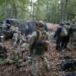Украинские десантники на международных учениях SABER JUNCTION без единого выстрела захватили штаб американских разведчиков