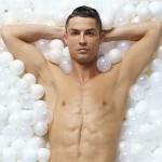 Криштиану Роналду разделся для рекламной съемки своей марки нижнего белья