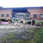 В Иркутской области в учебное время обвалилась школа