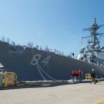 В Средиземное море зашел четвертый эсминец ВМС США с Томагавками «на борту»