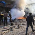 Путинские войска нанесли удар по Идлибу во время проведения в Иране саммита по Сирии
