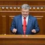 Президент Порошенко: Россия должна убраться из Крыма, возместить убытки и гарантировать неповторение агрессии