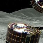 Япония впервые в истории посадила луноход на астероид