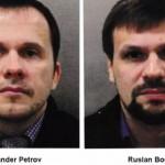 Прокуратура Великобритании назвала имена подозреваемых в отравлении Скрипалей россиян