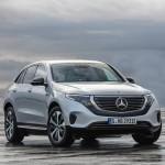 Mercedes-Benz представила свой первый полностью электрический кроссовер