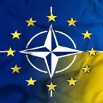 В Верховной Раде зарегистрирован законопроект о стремлении Украины в ЕС и НАТО