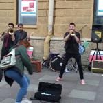 Власти Петербурга решили запретить уличных музыкантов