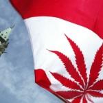 Канада полностью легализовала марихуану.