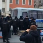 В Москве и Петербурге задержаны участники акций в поддержку  «Нового величия» — арестовывают и детей